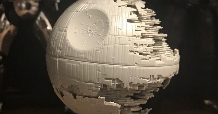 ビークルモデル013「Death Star II」の制作レビュー